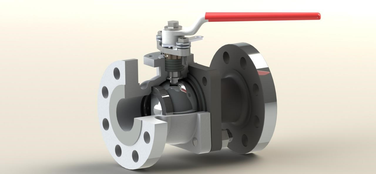 Carbide Series Ball Valves