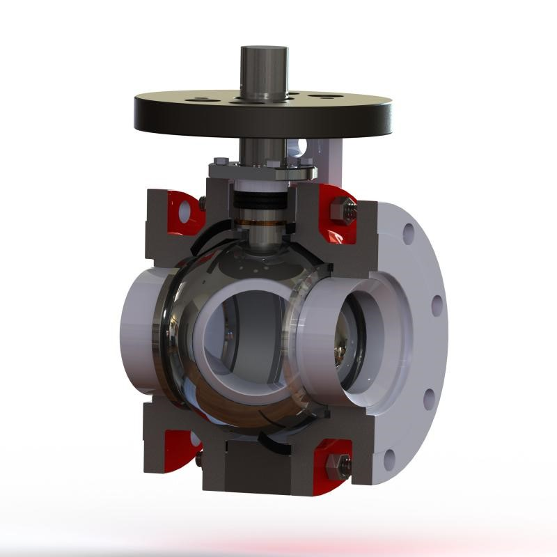 BVL Series: Lined Throttling & Control Valves